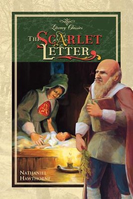 Abeka The Scarlet Letter (Literary Classics)   -     By: Nathaniel Hawthorne