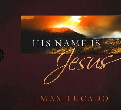 His Name Is Jesus: The Promise of God's Love Fulfilled  - Slightly Imperfect  -
