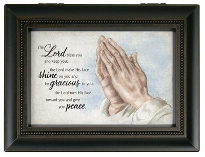 The Lord Bless You and Give You Peace, Music Box  -