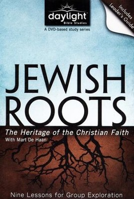 Jewish Roots: The Heritage of the Christian Faith, DVD with Leader's Guide   -