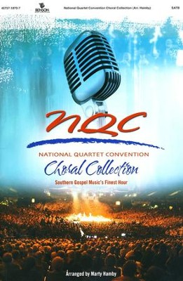 National Quartet Convention Choral Collection   -