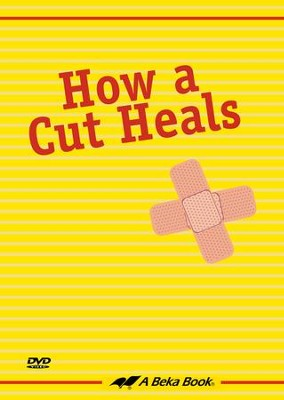 Abeka How a Cut Heals DVD   -