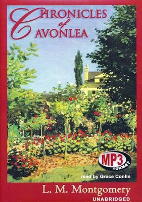 Chronicles of Avonlea - unabridged audiobook on MP3-CD  -     Narrated By: Grace Colin     By: L.M. Montgomery