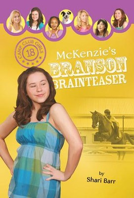 McKenzie's Branson Brainteaser - eBook  -     By: Shari Barr