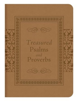 Treasured Psalms and Proverbs - eBook  -