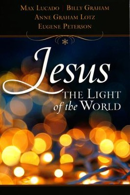jesus light of the world christmas devotional by various artists