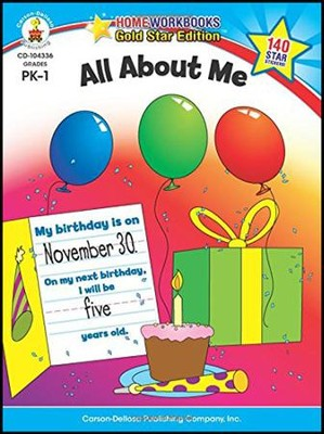 All About Me Grades PreK-1  -