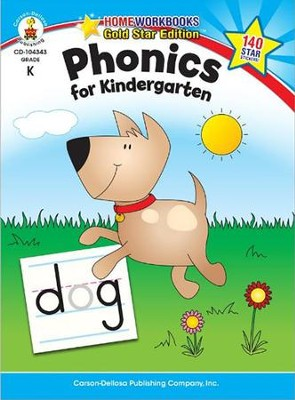 Phonics for Kindergarten  -