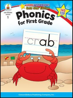 Phonics for First Grade  -