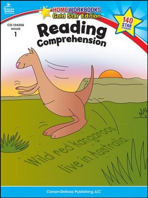 Reading Comprehension Grade 1  -