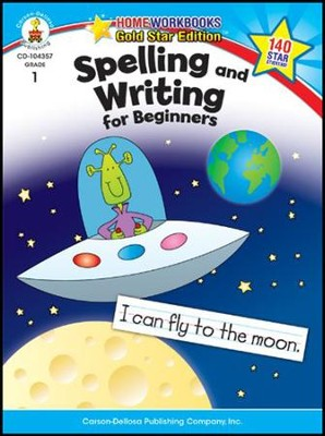 Spelling and Writing for Beginners  -