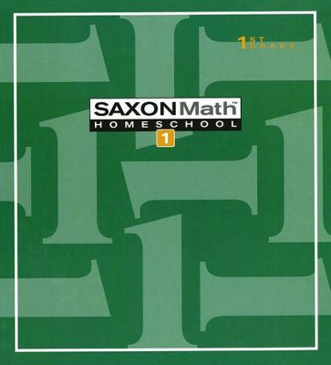 Saxon Math 1, Home Study Kit   -     By: Saxon
