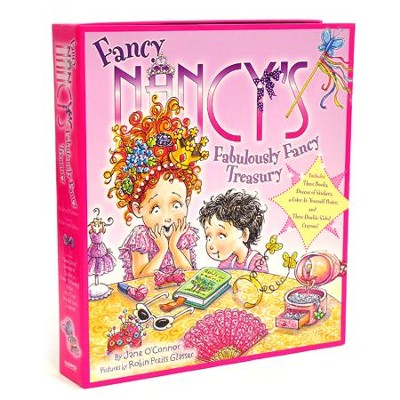 Fancy Nancy's Classic Keepsakes  -     By: Jane O'Connor     Illustrated By: Robin Preiss Glasser