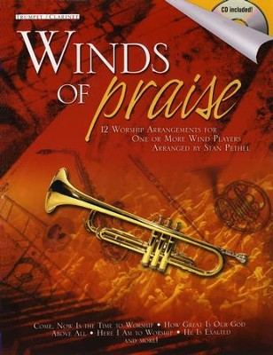 Winds of Praise (Bflat Trumpet or Bflat Clarinet)   -