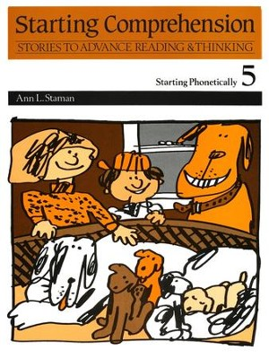 Starting Comprehension Phonetically Book 5, Grades 1-2   -     By: Ann Staman