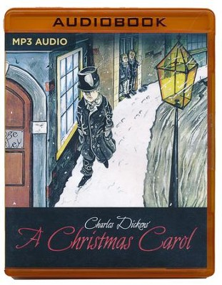 Charles Dickens' A Christmas Carol: A Radio Dramatization- unabridged audio book on MP3-CD  -     Narrated By: The Colonial Radio Players     By: Charles Dickens