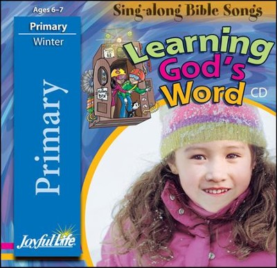 Learning God's Word Primary (Grades 1-2) Audio CD   -