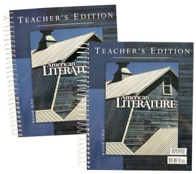 BJU Press American Literature Teacher's Edition Grade 11 Revised   -