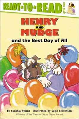 Henry and Mudge and the Best Day of All - eBook  -     By: Cynthia Rylant     Illustrated By: Sucie Stevenson