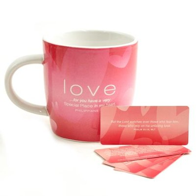 Love, Cup of Encouragement   -