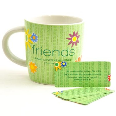 Friends, Cup of Encouragement   -