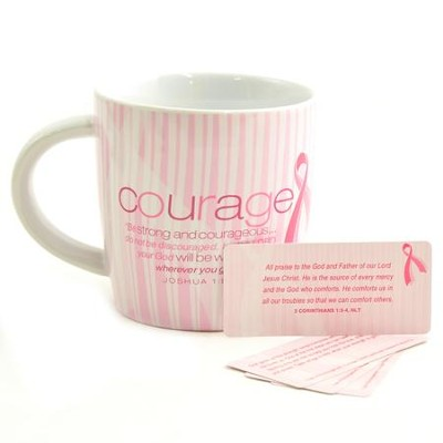 Courage. Cup of Encouragement   -