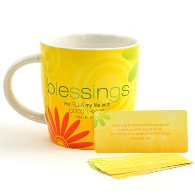 Blessings, Cup of Encouragement   -