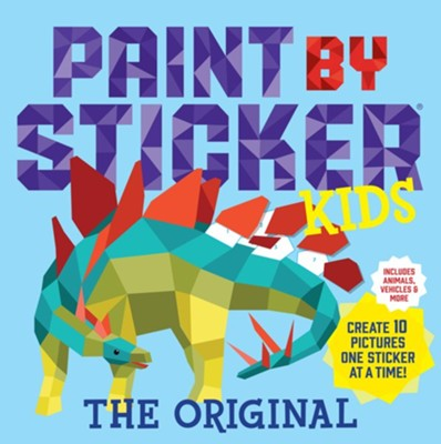 Paint by Sticker Kids  -     By: Workman Publishing