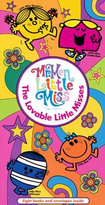 The Lovable Little Misses  -     By: Roger Hargreaves