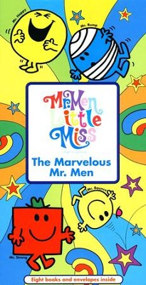 The Marvelous Mr. Men  -     By: Roger Hargreaves