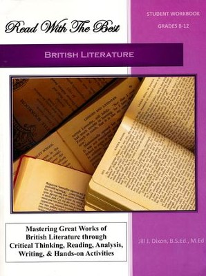 Read With the Best: British Literature Student Workbook   -     By: Jill J. Dixon