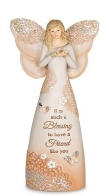 A Friend Like You--Angel Figurine   -