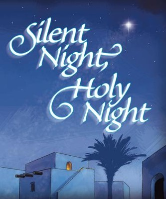 Silent Night, Holy Night Song Visuals (2s/3s - Junior)   -