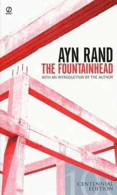 The Fountainhead  -     By: Ayn Rand