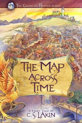 #2: The Map Across Time - eBook   -     By: C.S. Lakin