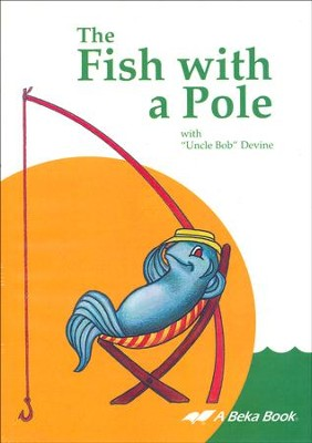 Abeka The Fish with a Pole Audio CD   -