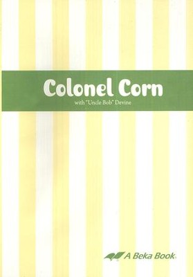 Abeka Colonel Corn Audio CD   -