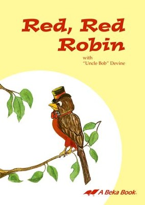 Abeka Red, Red Robin Audio CD--Grade 4  -