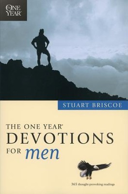 The One-Year Devotions for Men   -     By: Stuart Briscoe