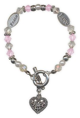 Abundant Blessings Bracelet, Heart  -