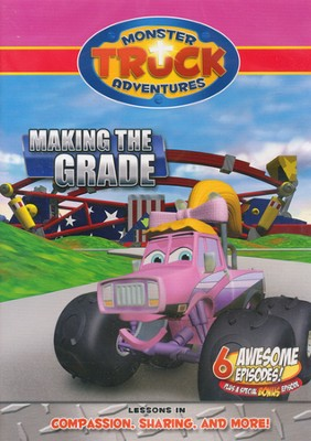 Making the Grade DVD   -