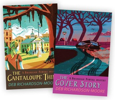 Branigan Powers Mystery Series, 2 Volumes  -     By: Deb Richardson-Moore