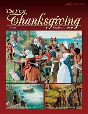 Extra First Thanksgiving Lesson Guide   -