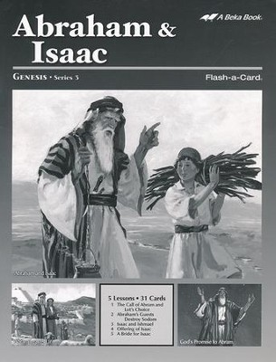 Extra Abraham and Isaac Bible Story Lesson Guide   -