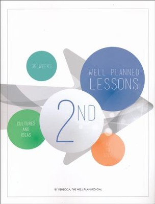 Well Planned Lessons, Grade 2: Culture & Ideas  -     By: Rebecca Farris