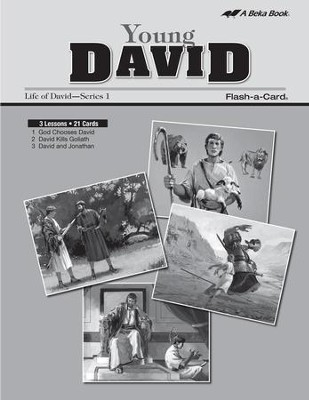 Extra Young David Lesson Guide   -