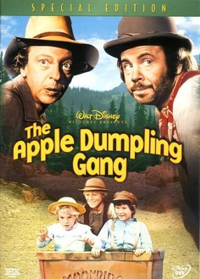 The Apple Dumpling Gang-Special Edition, DVD   -