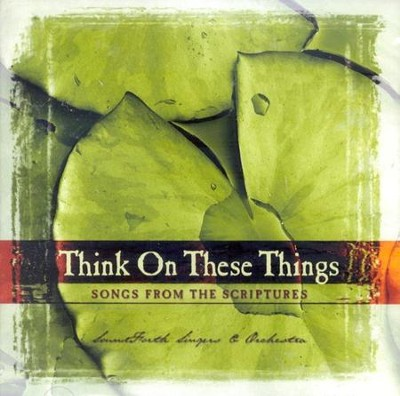 Think On These Things CD   -
