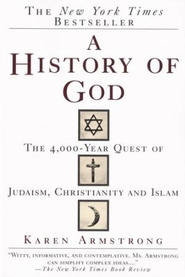 History of God - eBook  -     By: Karen Armstrong