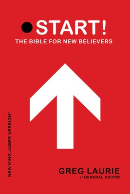 START! The Bible for New Believers - eBook  -     Edited By: Greg Laurie     By: Greg Laurie, ed.